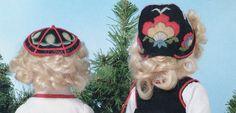 Norwegian costume | Clever Caboose