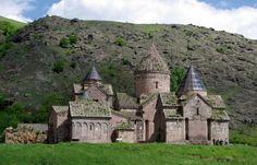 Goshavank Monastery - TraveltoArmenia.am