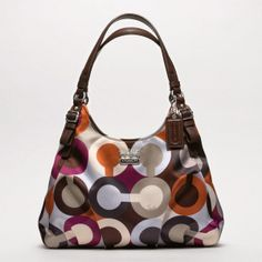 DIY Friday: How I Clean My Coach Madison Graphic Op Art Metallic Maggie Bag - Chic From Hair-2-Toe