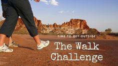 The Walk Challenge - The Benefits of Walking
