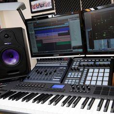 Close-up of Presonus Studio One Pro v2