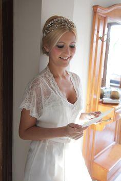 The bridal like a princess