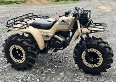 Honda Trike, Honda S, Honda Motors, Atv Four Wheelers, Snowmobiles, Atvs, Dirt Bikes, Go Kart, Cool Bikes