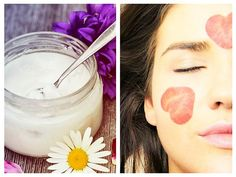 Cum să faci o CREMĂ naturală pentru ACNEE Glass Of Milk, Plants, Food, Meals, Plant, Yemek, Planting, Eten, Planets