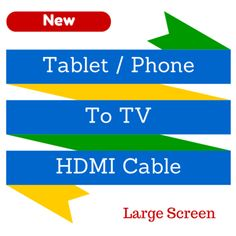 how to connect tv stations to tablet