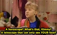 "When she dragged Kimmy. | Community Post: 20 Times Stephanie Tanner Was The Baddest Bitch On ""Full House"""
