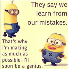 My Minion Quotes