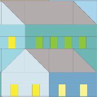Hillside Houses QAL Blocks 8 and 9