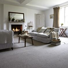 living room with carpet black corner tv units for 54 best lounge images flooring bed keep warm in a welcoming rustic comforting fireplace cosy grey roomgrey
