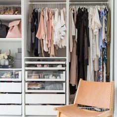 15 Organized Closets That We Can't Stop Staring At | Brit + Co