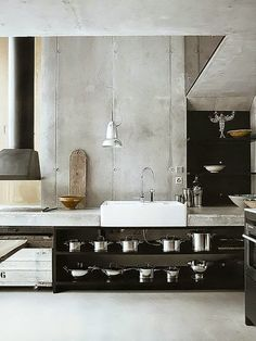 DIY: een keukenblad van beton maken - Roomed   roomed.nl