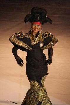 mongolian fashion show