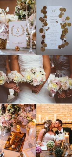 62ff2921cf3 Romantic Warehouse Wedding At Ravenswood Event Center
