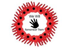 Remembrance Day Activities Maybe paint the fingers green to look like a wreath Poppy Craft For Kids, Art For Kids, Crafts For Kids, Remembrance Day Activities, Remembrance Day Poppy, Paper Plate Poppy Craft, Memorial Day, Hannelore Drews, Poppy Wreath