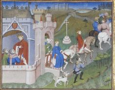 Pierre Salmon, Réponses à Charles VI.., 1409-1410, 59v http://www.europeanaregia.eu/en/manuscripts/paris-bibliotheque-nationale-france-mss-francais-23279/en