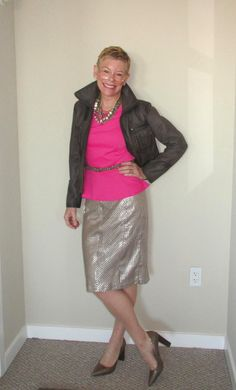 Two Take on Style - Page 33 of 60 - A mother-daughter discussion of style, age, and playing dress up.