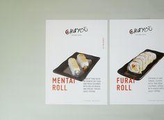 Ohayoo - Fushion Sushi on Behance