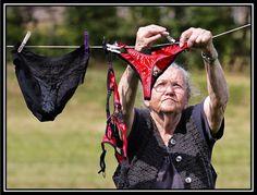 NONNETTA (Grandma)....HAHAHA
