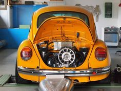 vw beetle german look Ferdinand Porsche, German Look, Vw Rat Rod, Vw Super Beetle, Kdf Wagen, Vw Engine, Beatles, Hot Vw, Vw Classic