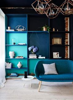 10 Interior Decorating Mistakes You Can Avoid Interior Design Blogs, Interior Inspiration, Interior Decorating, Design Inspiration, Interior Ideas, Decorating Ideas, Decor Ideas, Blue Lounge, Living Room Update