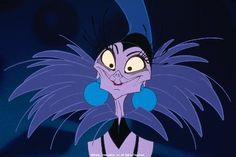 Yzma, The Emperor's New Groove from The Faces & Facts Behind Disney Characters Disney Pixar, Disney Rides, Disney Villains, Disney Magic, Disney Movies, Disney Ears, Walt Disney Animation Studios, The Emperor's New Groove, Emperors New Groove Yzma