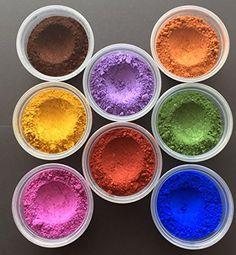 Mineral Makeup Matte Oxide Cosmetic Grade Colorant Pigmen...