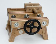Prensa de sobremesa   -   Table top Bookbinder's press