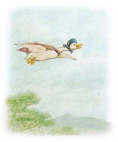 Jemima Puddle-Duck | #beatrixpotter