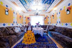 rich gipsy interiors - Google Search