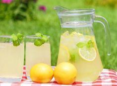Raspberry Spritzer & 15 More Mocktails - The Taylor House Refreshing Drinks, Summer Drinks, Fresh Mint Tea, Enjoy Your Meal, Summer Fair, Homemade Lemonade, Mixed Drinks, Raspberry, Strawberry Tea
