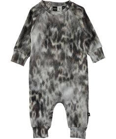 84249b6ed658 Florence - Seal - long sleeve body suit with seal print