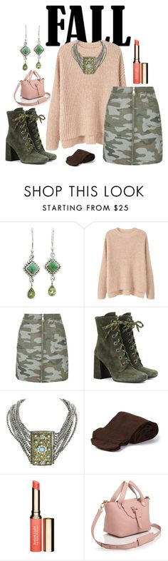 """Different Kind of Girl"" by rebeccalange ❤ liked on Polyvore featuring NOVICA, MANGO, Topshop, Prada, Biba, Clarins and Meli Melo"