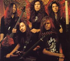 If you know these guys you rock!  Testament - single handedly saved heavy metal in the dark days following the grunge movement. Thank you guys!