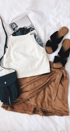 fashion trends: The best fashion outfits for women this summer - fashion-style. - fashion trends: The best fashion outfits for women this summer – fashion-style. Fashion Mode, Look Fashion, Teen Fashion, Fashion Outfits, Womens Fashion, Fashion Ideas, Fashion Spring, Fashion Clothes, Fashion Trends
