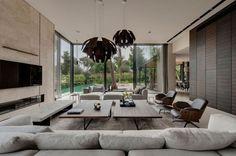 """Contemporary Home by Eran Binderman & Rama Dotan  #ernabinderman #ramadotan #israel #livingroom #interior #interiors #interiordesign #design #architecture"""