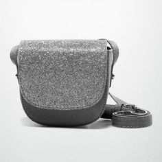 Glitter saddle bag at Zara. Great price! Cute gift for a teen, too.