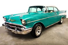 1957 CHEVROLET 210 CUSTOM - 184024 1957 Chevy Bel Air, Chevrolet Bel Air, Chevy Classic, Old Classic Cars, Chevy Chevelle Ss, Cool Old Cars, Cars Usa, Barrett Jackson Auction, Amazing Cars