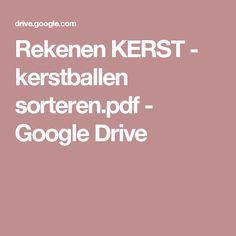 Rekenen KERST - kerstballen sorteren.pdf - Google Drive