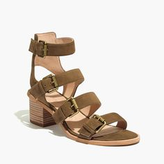 The Greta Gladiator Sandal