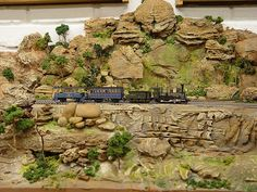 My Marklin Trains and Layout