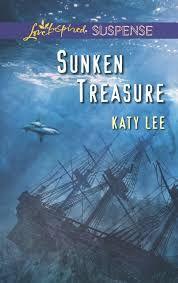 Giveaway! Sunken Treasure by Katy Lee, giveaway ends 9/6/14.