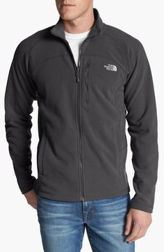 The North Face 'Cap Rock' TKA 100 Texture Fleece Jacket | Nordstrom