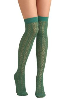 I love to have a peak of sock above tall boots or pushed down for shorter boots. What a color here!