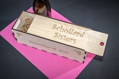 Personalized #Wine Gift Boxes