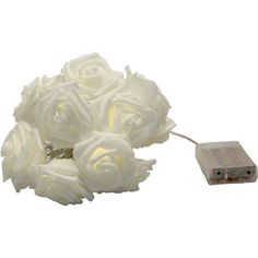 White Rose Led Lights 9.1 M | Hobbycraft