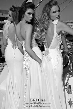 Galia Lahav Alice, Violet, & Amelie.  Available at Bridal Reflections.