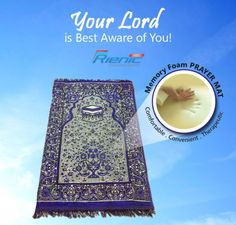 RienicPrayer.co.uk provides prayer mats UK wide to really allow fulfilment of this obligation in a comfortable and relaxing way.