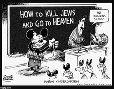 Steve Kramer - WHY THEY KILL JEWS There is carnage in the streets of Jerusalem and throughout Israel. The Arabs who call themselves Palestinians, primarily ones Shots Fired, Israel News, Add Meme, Speak The Truth, Political Cartoons, Stand By Me, Image Sharing, Islam, Memes