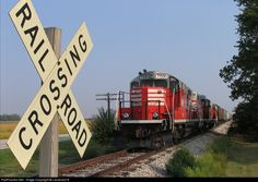 RailPictures.Net Photo: BLOL 7591 Bloomer Line EMD GP9 at Gibson City, Illinois by Laurence18