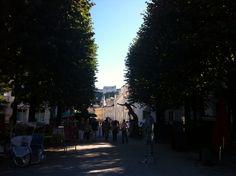 Salzburg, mit so einem schönen Wetter machst du uns noch glücklicher als sonst! #SL
